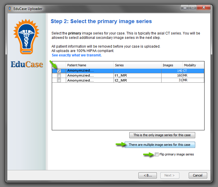 EduCase Features Uploader Tool Primary Image Series
